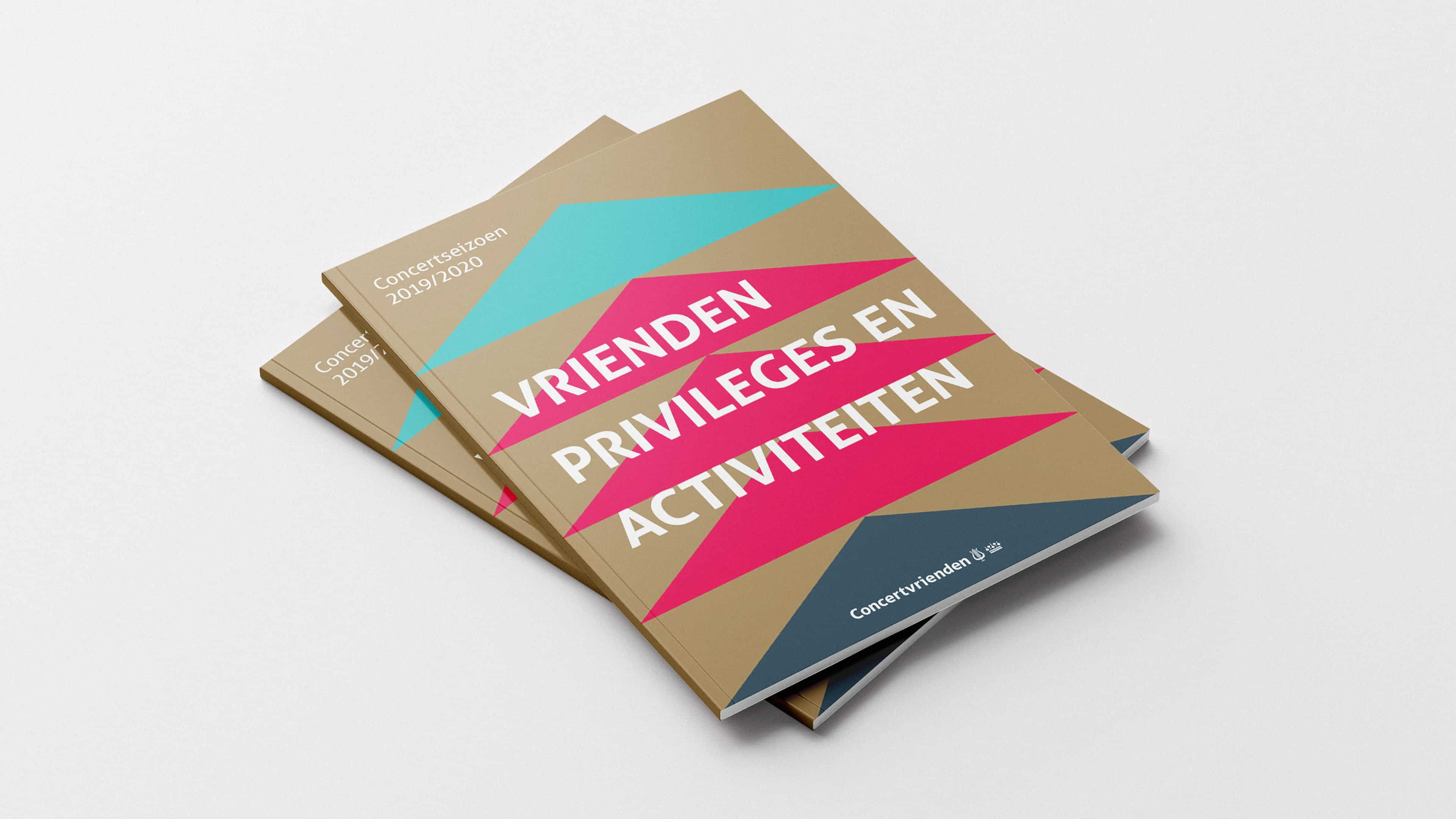 CV brochure