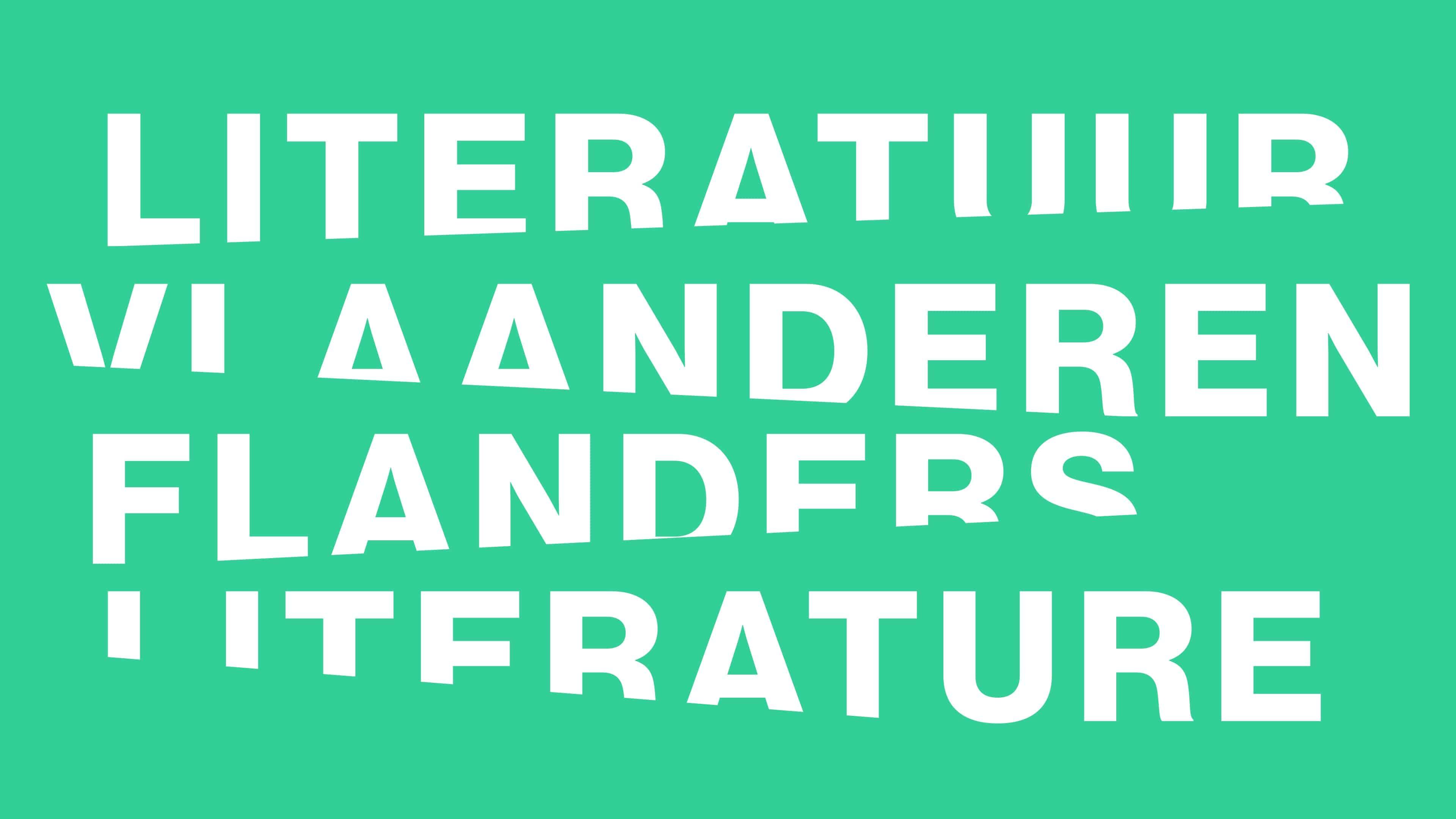 Literatuur Vlaanderen